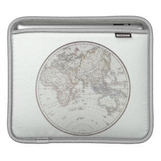 Eastern Hemisphere 2 iPad Sleeve