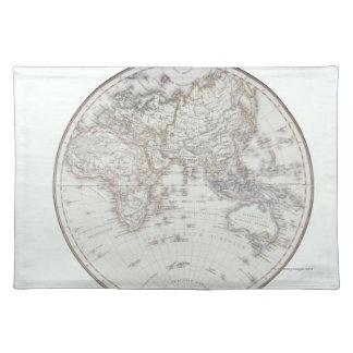 Eastern Hemisphere 2 Placemat