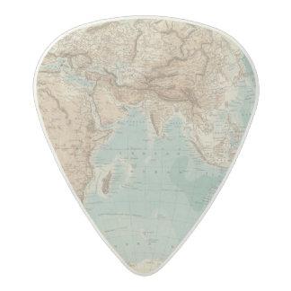 Eastern Hemisphere 3 Acetal Guitar Pick
