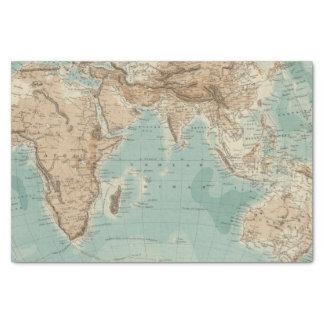 Eastern Hemisphere 3 Tissue Paper