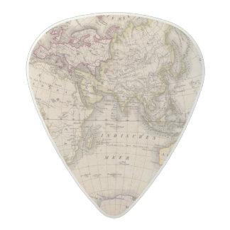 Eastern Hemisphere 4 2 Acetal Guitar Pick