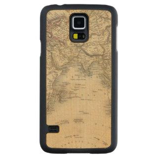Eastern Hemisphere 4 2 Carved Maple Galaxy S5 Case