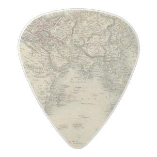 Eastern Hemisphere 4 Acetal Guitar Pick