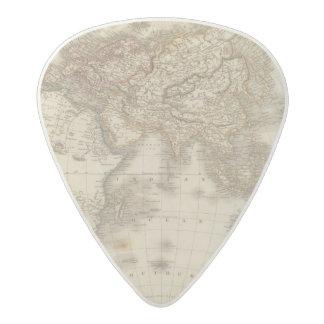 Eastern Hemisphere 5 Acetal Guitar Pick
