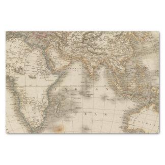Eastern Hemisphere 5 Tissue Paper