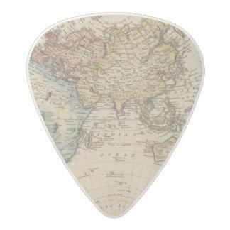 Eastern Hemisphere 9 2 Acetal Guitar Pick