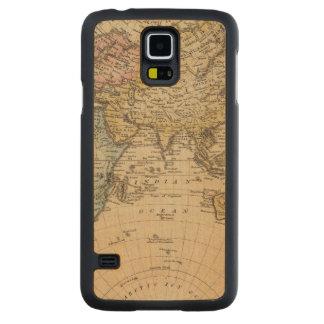 Eastern Hemisphere 9 2 Carved Maple Galaxy S5 Case