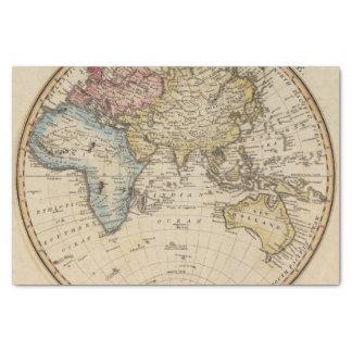 Eastern Hemisphere 9 2 Tissue Paper