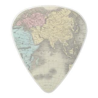 Eastern Hemisphere 9 Acetal Guitar Pick