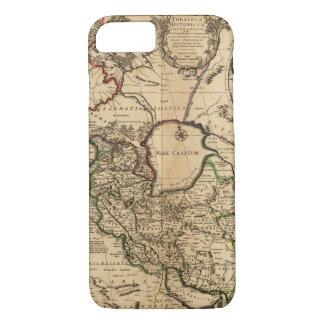 Eastern Hemisphere and Rome iPhone 8/7 Case