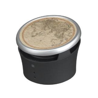 Eastern Hemisphere Circular Map Bluetooth Speaker