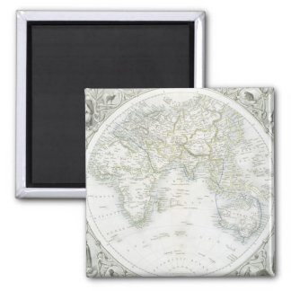 Eastern Hemisphere, from a Series of World Maps pu Magnet