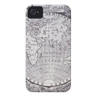 Eastern Hemisphere iPhone 4 Covers