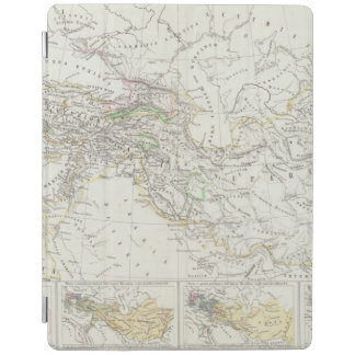 Eastern Hemisphere World Map iPad Cover