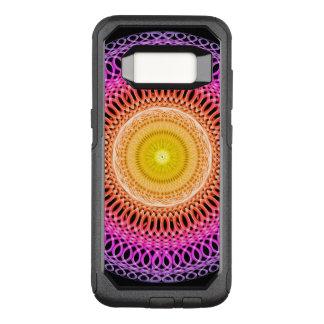 Eastern Mosaic Mandala OtterBox Commuter Samsung Galaxy S8 Case