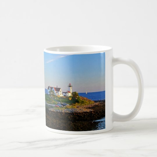 Eastern Point Light, Gloucester Coffee Mug