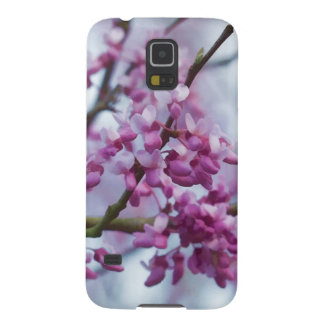 Eastern Redbud Wildflowers - Cercis canadensis Galaxy S5 Covers