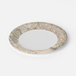 Eastern Russia 7 Inch Paper Plate