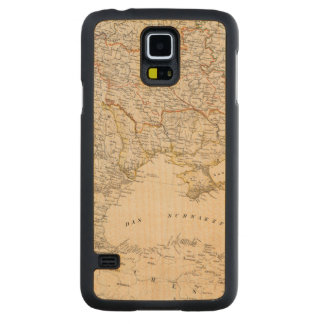 Eastern Russia Carved Maple Galaxy S5 Case