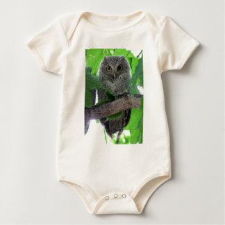 Eastern Screech Owl Bodysuits