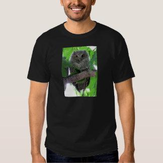Eastern Screech Owl T Shirts