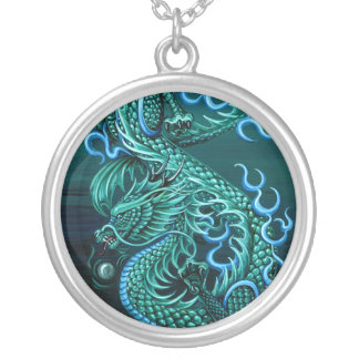 Eastern Sea Dragon Necklace