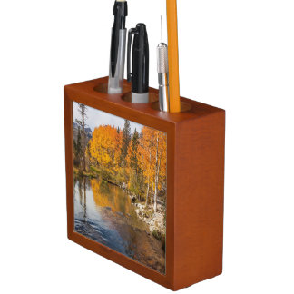 Eastern Sierra, Bishop Creek, California Outlet Desk Organiser