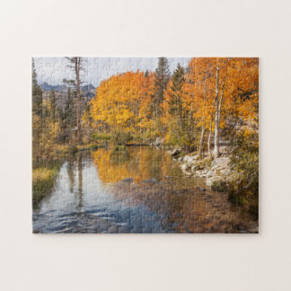Eastern Sierra, Bishop Creek, California Outlet Jigsaw Puzzle