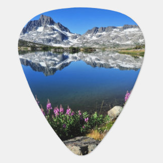 Eastern Sierra Mountains Guitar Pick