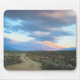 Eastern Sierra - Owen's Valley Mouse Mat