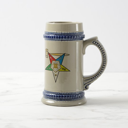 Eastern Star Past Matron items Beer Stein