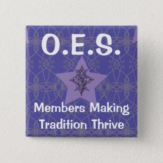 Eastern Star Purple Pin
