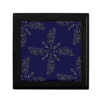 Eastern Star Small Square Gift Box