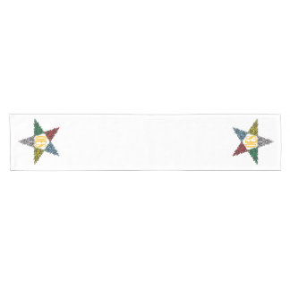 Eastern Star Table Runner