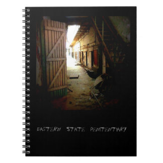 Eastern State Penitentiary Note Books