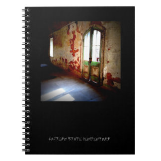 Eastern State Penitentiary Notebook