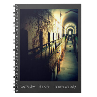 Eastern State Penitentiary Notebooks