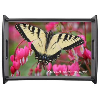 Eastern Swallowtail Serving Tray