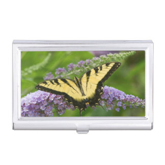 Eastern Tiger Swallowtail butterfly Business Card Holder