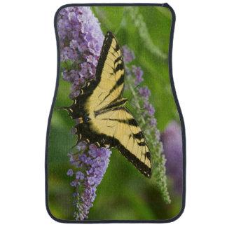 Eastern Tiger Swallowtail butterfly Car Mat
