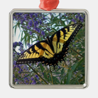 Eastern Tiger Swallowtail Butterfly Christmas Ornament