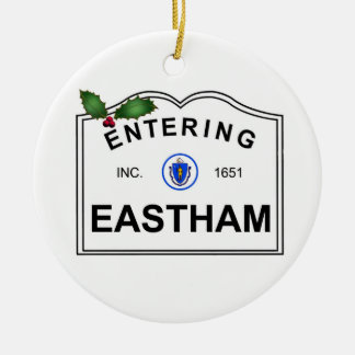 Eastham MA Christmas Ornament