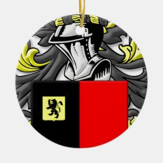 Eastman Coat of Arms Ornament