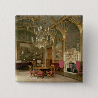 Eastnor Castle, Herefordshire: the drawing 15 Cm Square Badge