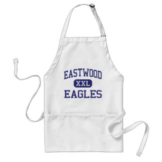 Eastwood Eagles Middle Indianapolis Indiana Standard Apron