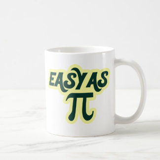Easy as Pi Day Coffee Mug