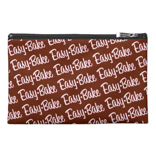 Easy-Bake Oven Logo Travel Accessory Bags