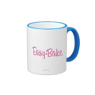 Easy-Bake Oven Logo Ringer Mug