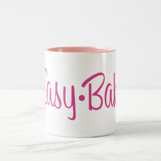 Easy-Bake Oven Logo Two-Tone Coffee Mug