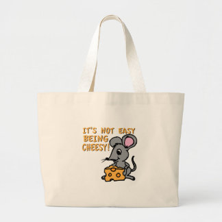 Easy Being Cheesy Tote Bag